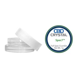 CBD Wax (Crumble)